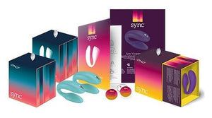 We-Vibe Sync Aqua or Purple Award-Winning & Famous - We-Vibe We-Vibe