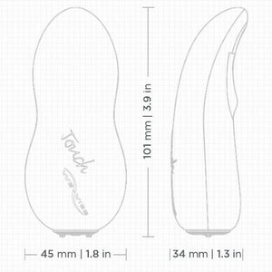 We-Vibe Touch (New version)(Brand New Arrival) Vibrators - Clitoral & Labia We-Vibe