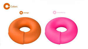 Zini Donut Unisex Vibrator For Us - Couples Vibrators Zini