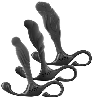 ZINI Janus LAMP Prostate Massager - Small, Medium or Large Prostate Massagers - Zini Prostate Toys Zini