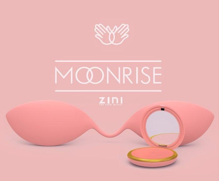 Zini Moonrise Vibrating Remote Breast Massage Pad (Limited Stock Sale)