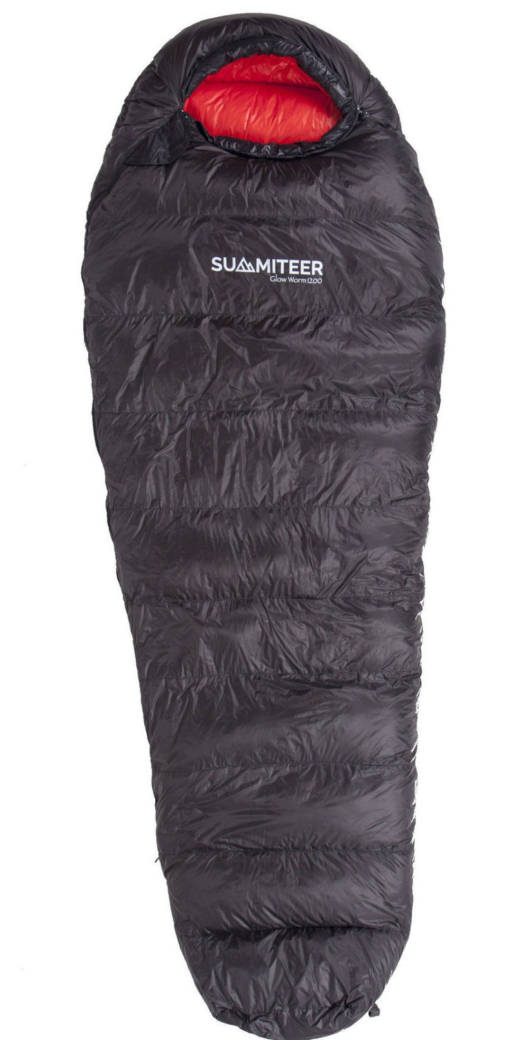 Summiteer Glow Worm 1200 Sleeping Bag