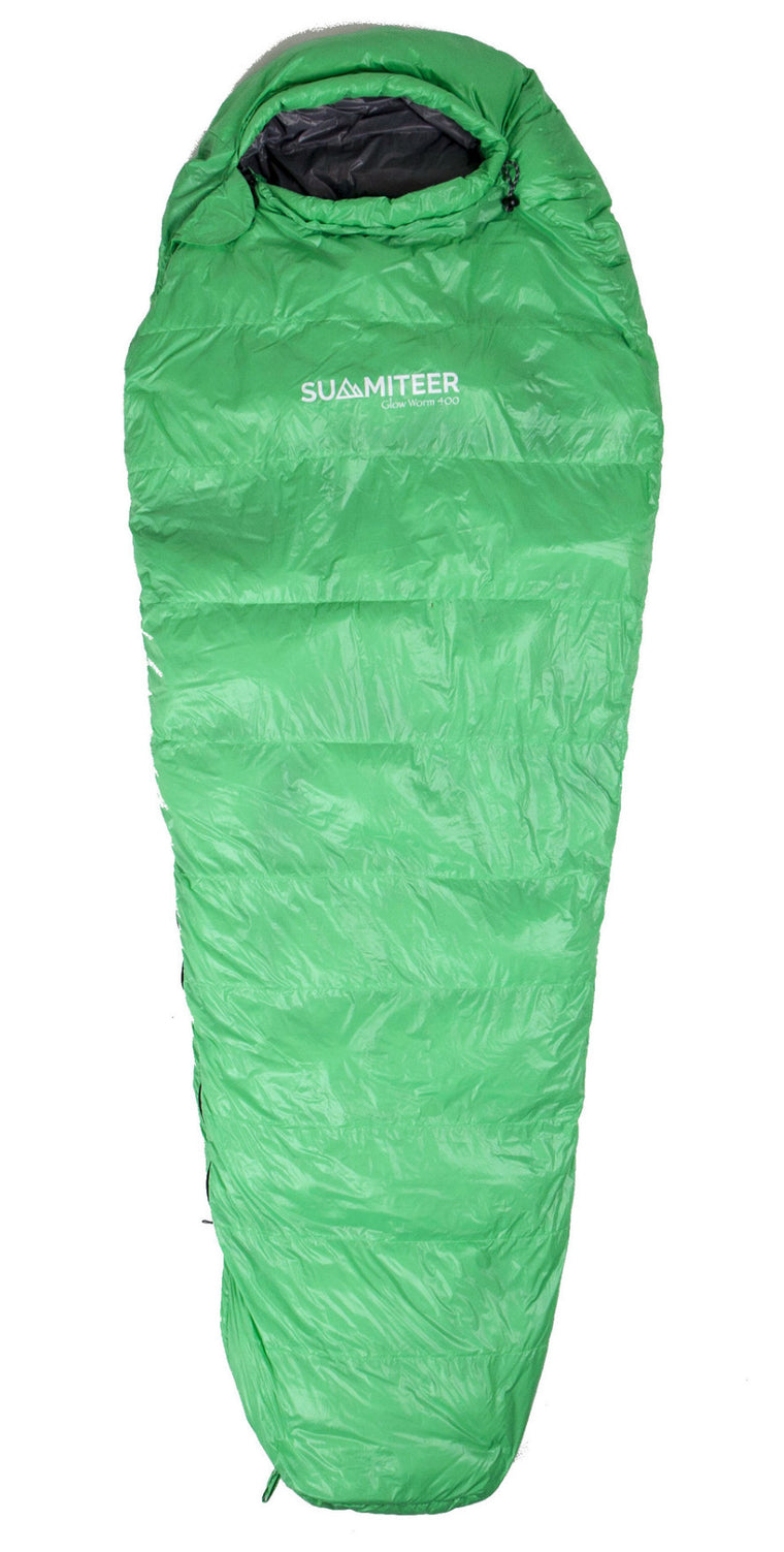 Summiteer Glow Worm 400 Sleeping Bag
