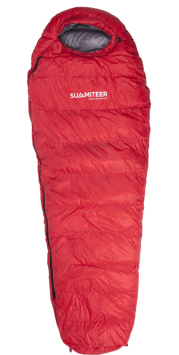 Summiteer Glow Worm 600 Sleeping Bag