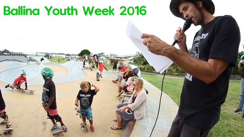 Ballina Youth Week 2016
