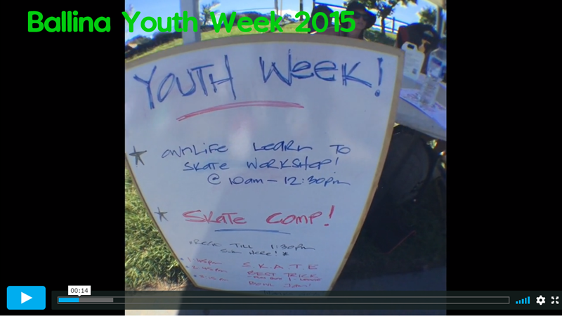 Ballina Youth Week 2015