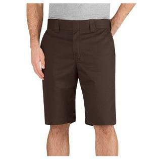 Dickies - Regular Fit brown 11in inseam