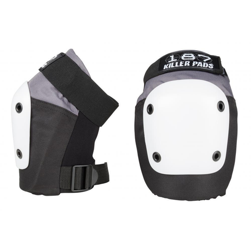 187 Killer Pads - Fly Knee Pad Grey/Black