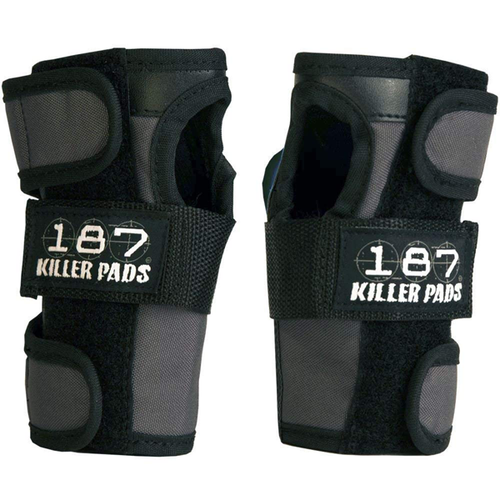 187 Killer Pads -  Dark Grey Wrist Guard