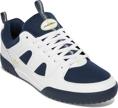 ES - Silo SC White/Navy Shoes