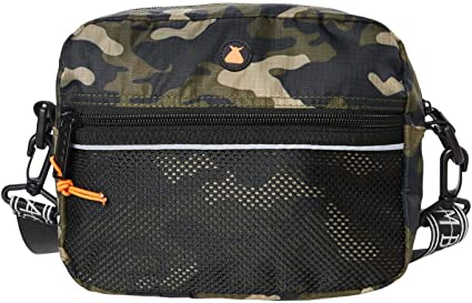 Bumbag - Hi Viz  Camo Bag Compact XL Shoulder Bag Camo