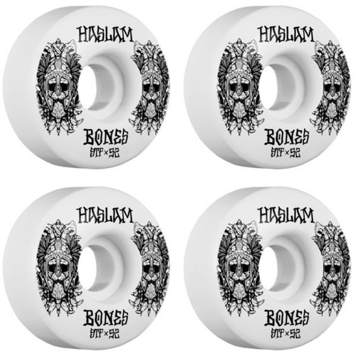 Bones Wheels - STF Haslam Ragnar 54mm