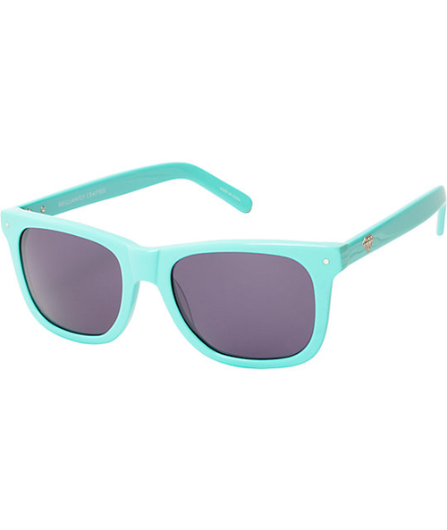 Diamond - Vermont Blue Sunglasses