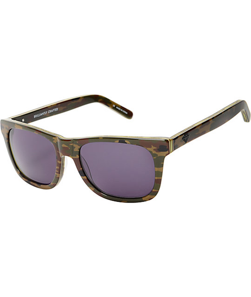 Diamond - Vermont Camo Sunglasses