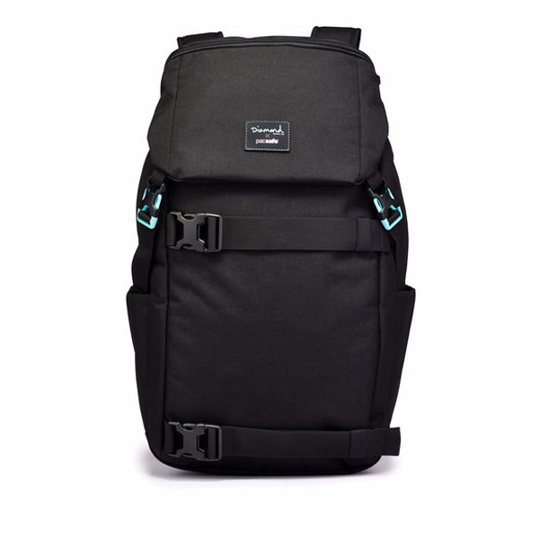 Diamond - Backpack x Pacsafe Black