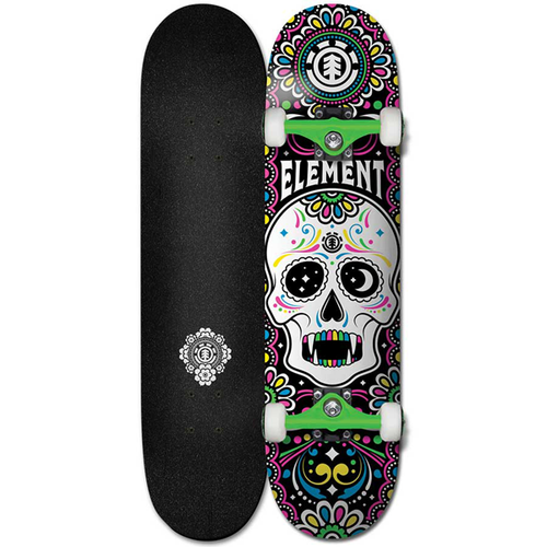 Element - Calavera Complete Skateboard 7.75