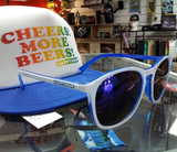 Happy Hour - Jon Dickson Flap Jacks Sunglasses