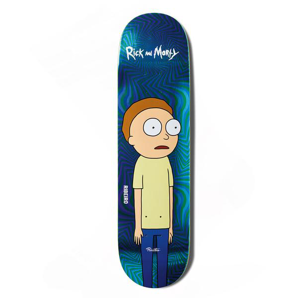 Primitive - Ribiero Morty Deck 8.0