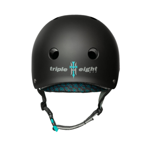 Triple 8 - Certified Helmets Tony Hawk Signature Edition Black