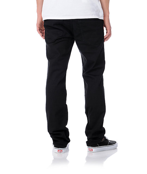 Analog - Dylan Rieder Signature Fit Black Pants