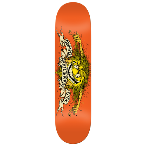 Antihero - Grimple Stix Eagle Collab Deck 8.28""