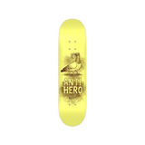 Antihero - Budgie Deck 7.75 Yellow