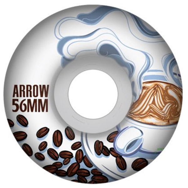 Arrow Wheels - Coffee Cruiser Wheels 85A AS Formula