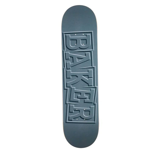 "Baker - Reynolds Ribbon Grey 7.875"" Deck"