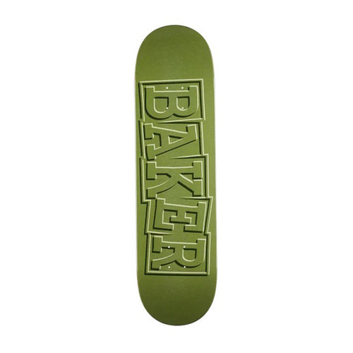 Baker - T-Funk Ribbon Green Deck 8.5