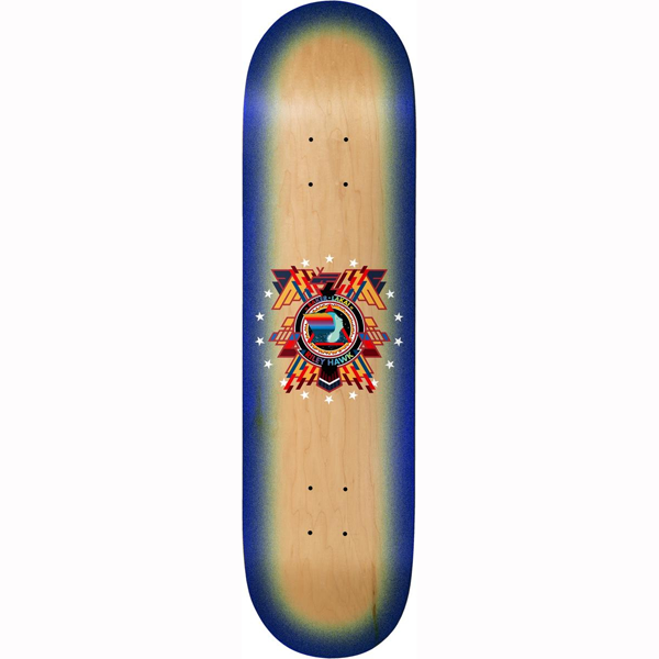 Baker - Riley Hawk Wind Lakai 8.25 Deck