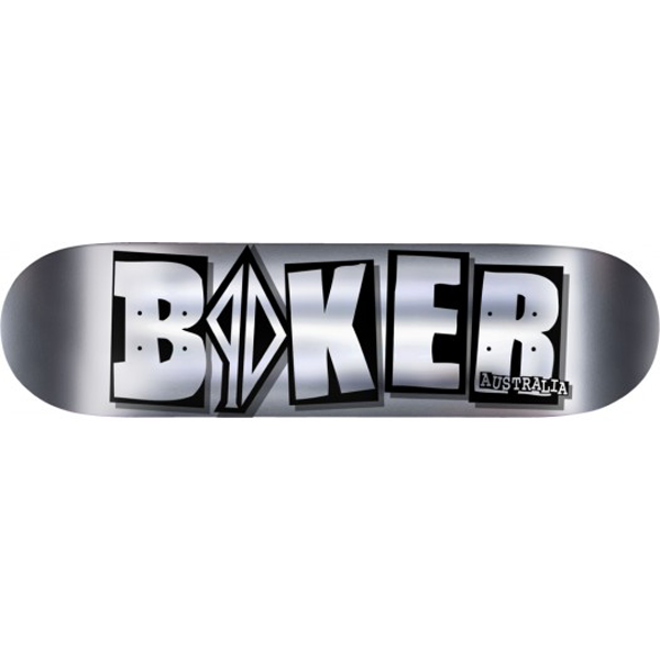 Baker - PD Icon Chrome Deck