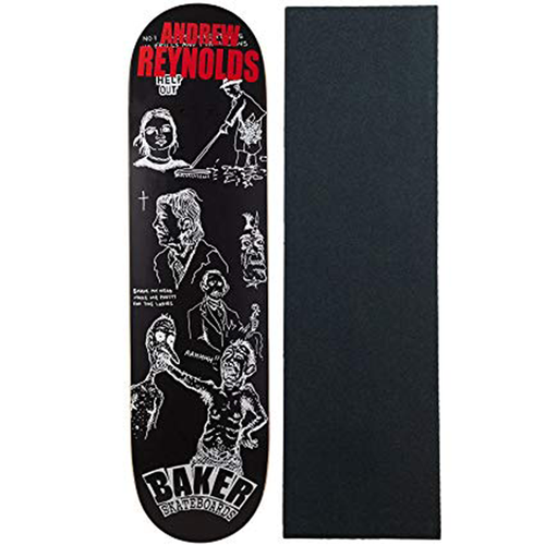 Baker - Reynolds Good Days 8.0 Deck