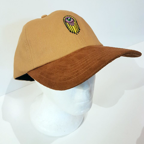 Baus Headwear - Baus x MM Dad Hat Brown