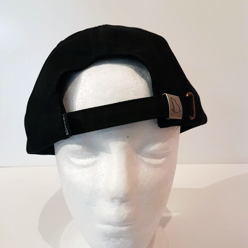 Baus Headwear - Dad Hat Black and White