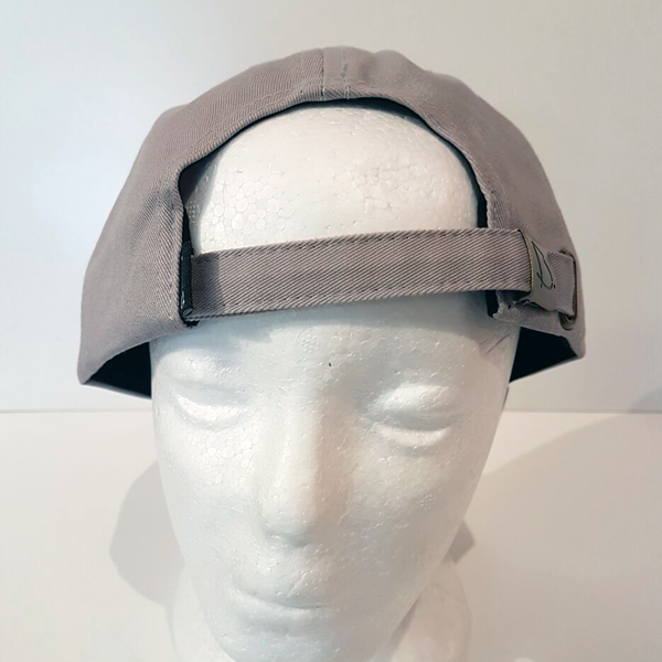 Baus Headwear - Dad Hat Washed Grey