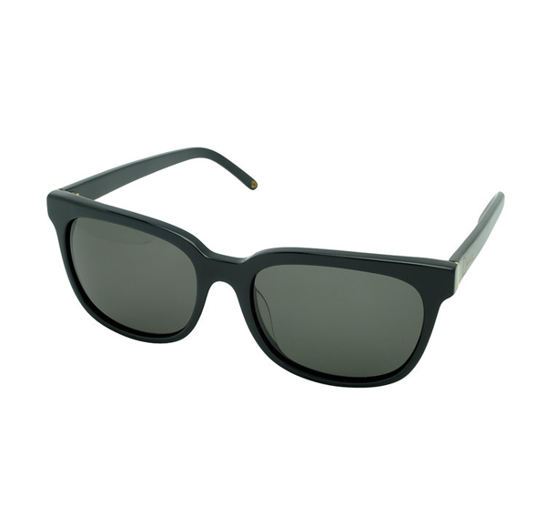 Baus Headwear - Munro Black sunglasses