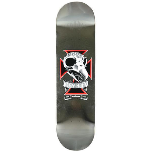 Birdhouse - Hawk Skull 2 Chrome Deck 8.25