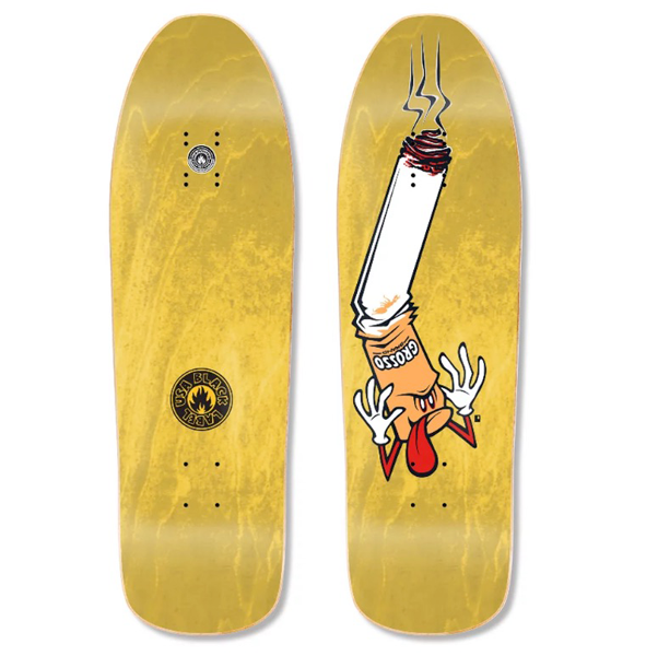 "Black Label Skateboards - Jeff Grosso ""Butthead"" Guest Re-Issue"