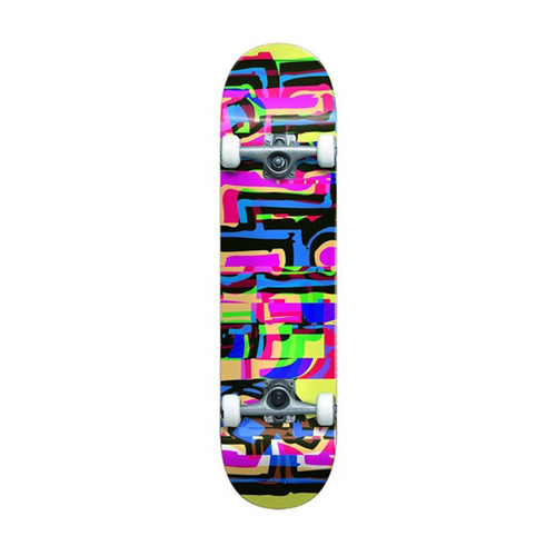 Blind - Logo GlitchYouth First Push  Complete Skateboard 7.25