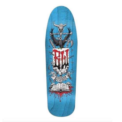 "BLOOD WIZARD - Battle Team  9.75"" Deck"