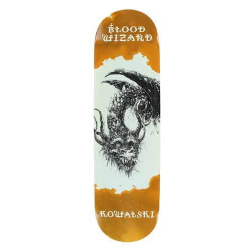 "BLOOD WIZARD - Kowalski Dragon Occult  8.25"" Deck"