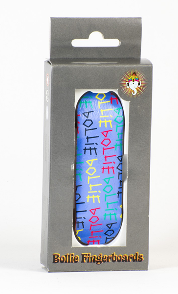 Fingerboard - Bollie Complete Tape