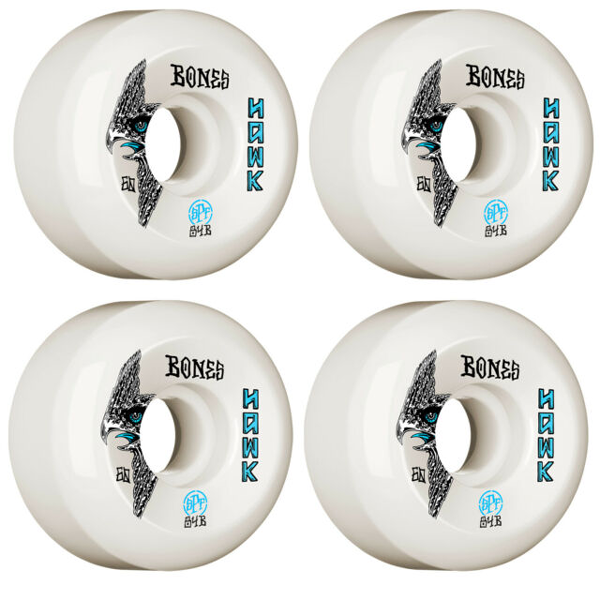 Bones - Hawk Bird Eye 58mm SPF 84B Wheels