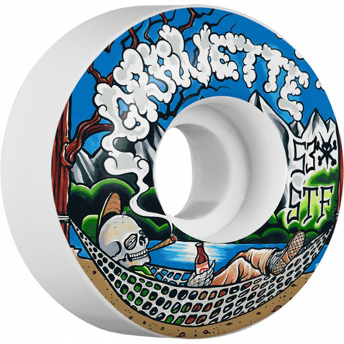 Bones Wheels - Gravette Outdoorsman STF 53mm V2