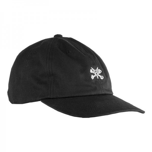 Bones - Cap Stealth Black/White