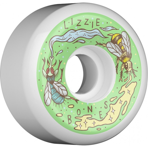 Bones Wheels - Lizzie Armanto Honey & Vinegar SPF  84B Wheels