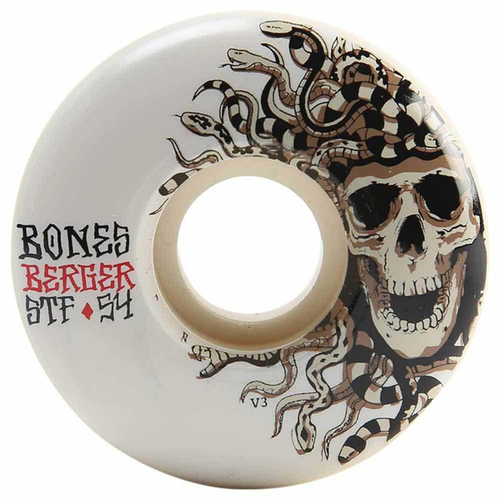 Bones Wheels - STF Berger Medusa 54mm