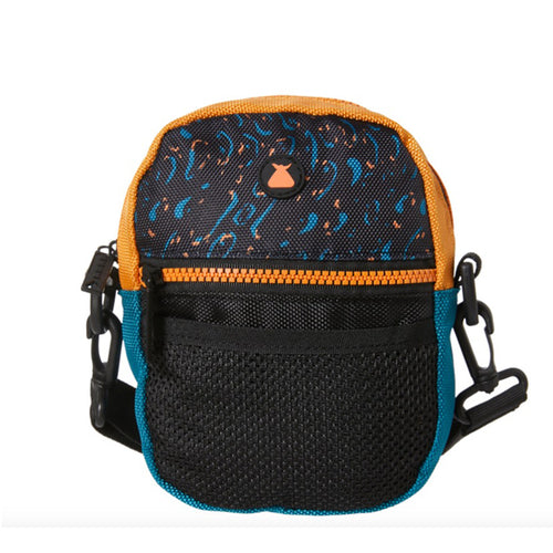 Bumbag - Finkle Compact Shoulder Bag Black