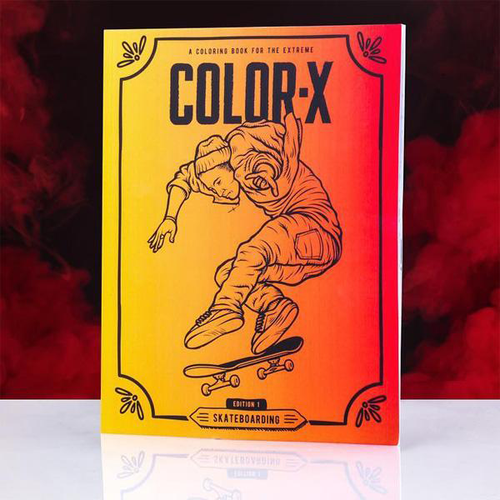 Color X - Edition #1
