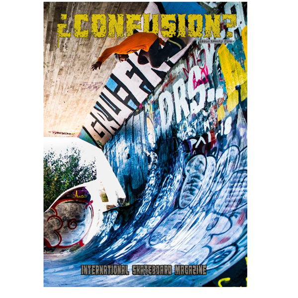 Confusion International Magazine - Issue 25
